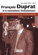 N°2 - François Duprat et le nationalisme révolutionnaire